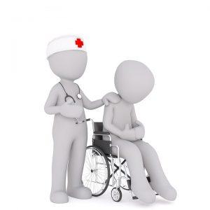 Bei Pflegeeinrichtung Klinik über Agentur