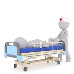 Pflegeeinrichtung, Klinik